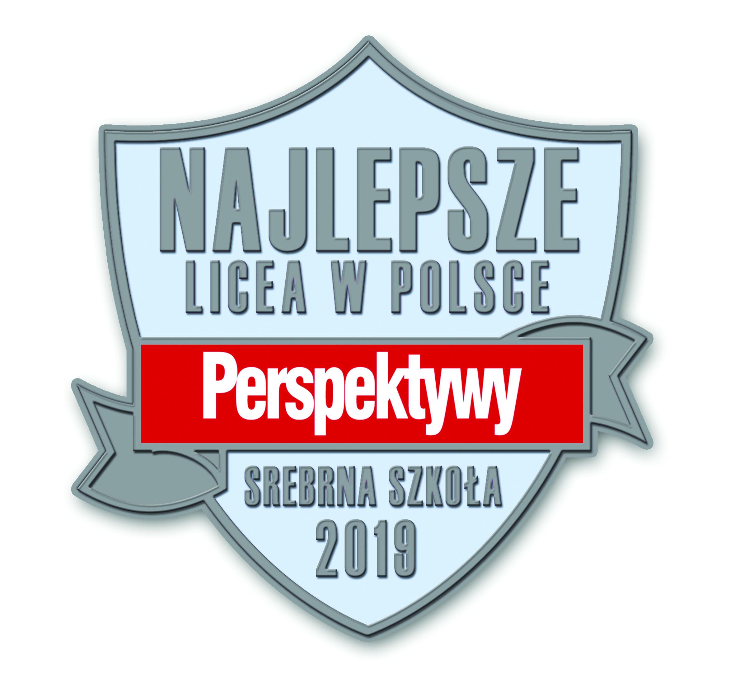 Najlepsze licea w Polsce. Ranking Perspektywy 2019